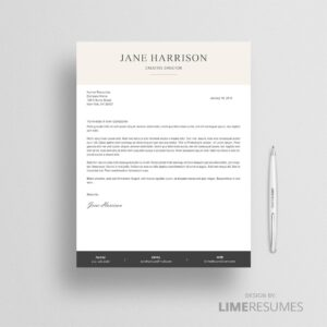 Cover letter 22