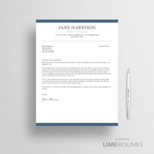 Cover letter 35