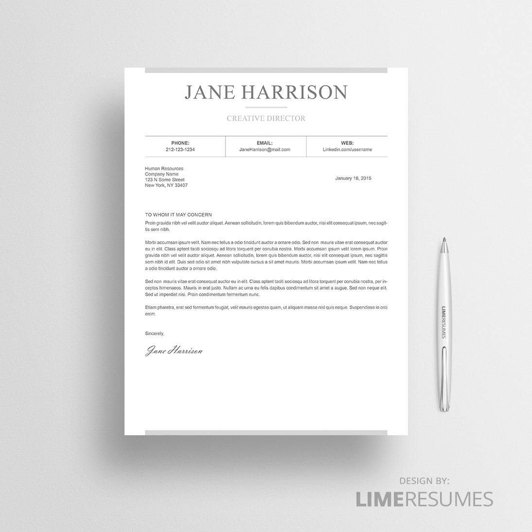 cv template for word - microsoft word cv template