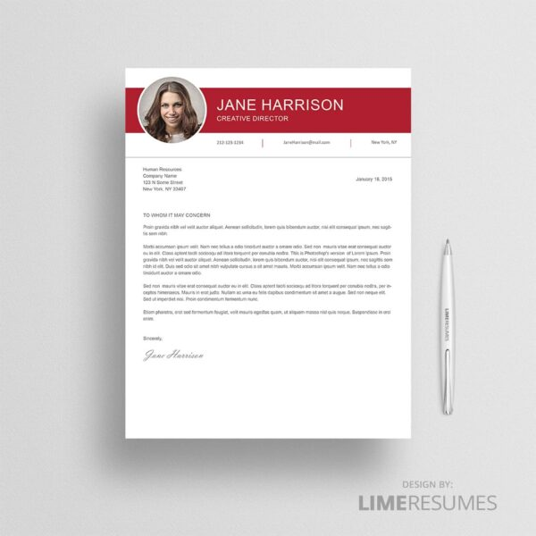 Cover letter 07